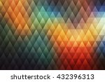 abstract colorful geometrical...