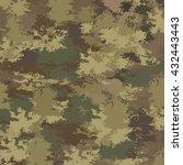 abstract background vector... | Shutterstock .eps vector #432443443