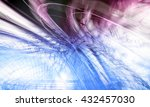 3d rendering  abstract... | Shutterstock . vector #432457030