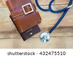 medical tourism concept.... | Shutterstock . vector #432475510