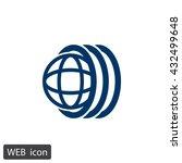 logo tires icon | Shutterstock .eps vector #432499648