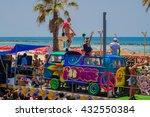 tel aviv  israel   june 03 ... | Shutterstock . vector #432550384