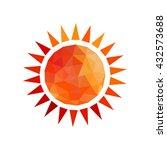 Sun  Sun Icon. Sun Icon Vector...