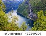 Seven Sisters Waterfall In...