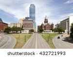 view over the dealey plaza in... | Shutterstock . vector #432721993