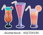 vector illustration of... | Shutterstock .eps vector #432724150
