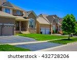custom built luxury house in... | Shutterstock . vector #432728206
