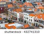 delft  netherlands   april 8 ... | Shutterstock . vector #432741310