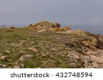 Rocky Granite Outcrop Covered...