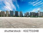 shenzhen modern architecture in ... | Shutterstock . vector #432751048