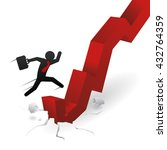 profit design. business icon.... | Shutterstock .eps vector #432764359