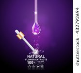 Collagen Serum Natural Flower...