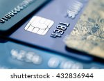 credit cards   Shutterstock . vector #432836944