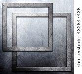 metal background | Shutterstock . vector #432847438