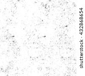 black and white abstract grunge ... | Shutterstock . vector #432868654