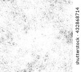 black and white abstract grunge ... | Shutterstock . vector #432868714