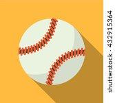 baseball icon | Shutterstock .eps vector #432915364
