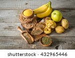 selection of comptex... | Shutterstock . vector #432965446