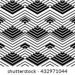 geometric pattern.geometric... | Shutterstock .eps vector #432971044