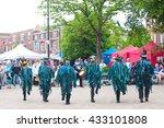 morris dancers  lodestone... | Shutterstock . vector #433101808