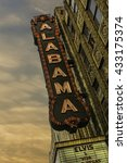 Small photo of Alabama Theater was built in 1927 by Paramount Studios. In 1998, the Theatre reopened after a complete restoration