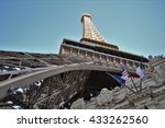 Stock photo eiffel tower las vegas 433262560