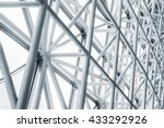 architecture detail modern...   Shutterstock . vector #433292926