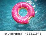 Hipster Sprinkled Doughnut...