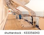 on deck | Shutterstock . vector #433356043