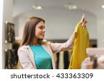 sale  shopping  fashion  style... | Shutterstock . vector #433363309