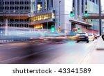 Speed Morning Traffic Motion...