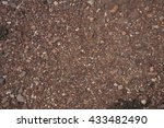 Brown Gravel Texture