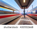 High Speed Passenger Trains On...