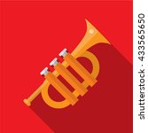 Trumpet Icon  Trumpet Icon...