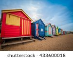 Brighton Beach Bathing Boxes I...