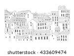 city background   Shutterstock .eps vector #433609474
