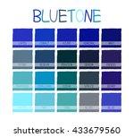 Bluetone Color Tone With Name...
