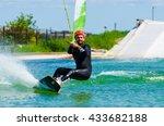 saint petersburg  russia  june... | Shutterstock . vector #433682188