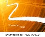 abstract background. vector. | Shutterstock .eps vector #43370419