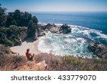 big sur | Shutterstock . vector #433779070