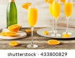 Homemade Refreshing Orange...