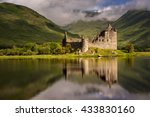 Reflection Of Kilchurn Castle...