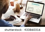 learning global connectivity... | Shutterstock . vector #433860316