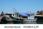 ly son island  vietnam   june... | Shutterstock . vector #433861129