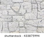 cement texture for background | Shutterstock . vector #433875994