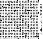 striped pattern seamless black... | Shutterstock . vector #433885324