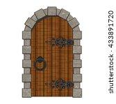 Old Wooden Vintage Doors...