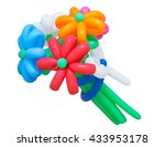 Colorful Bunch Of Balloons...