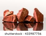 Small photo of Red Jasper, uncut, crystal Healing, gemstones