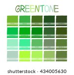 Greentone Color Tone With Name...